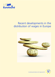 LES HELE rapporten (PDF) på Eurofounds nettsider: Recent developments in the distribution of wages in Europe.